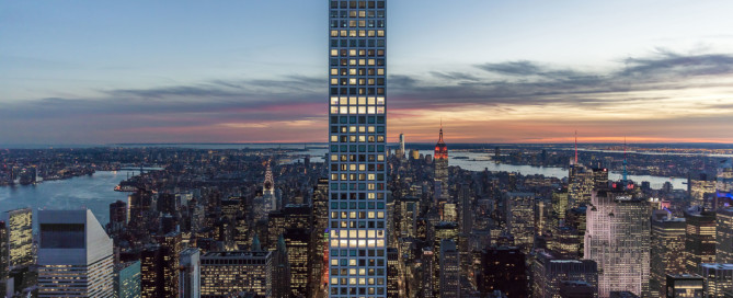 WORLD'S TALLEST RESIDENTIAL BUILDING